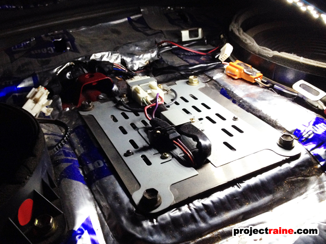 Howto Sc300sc400 Install Aftermarket Head Unit Oem Speakers And Rhclublexus: 2008 Lexus Rx 350 Lifier Location At Gmaili.net